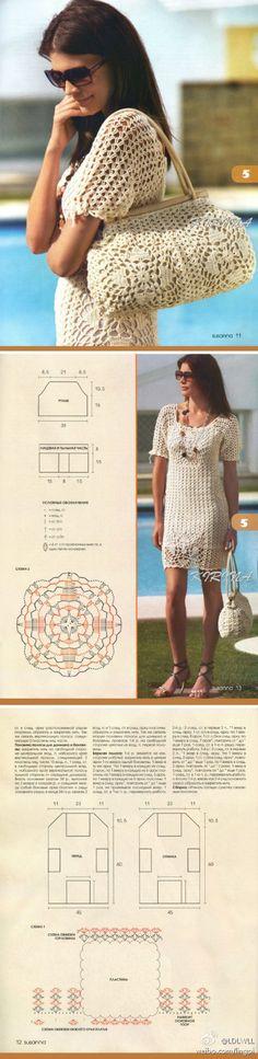 Crochet mulheres boutique italiana