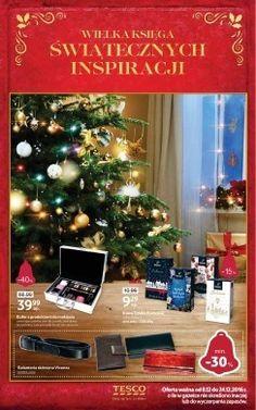 Gazetka promocyjna Tesco Supermarket - Wielka księga świątecznych inspiracji
