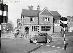 Four banks Chorlton 1959