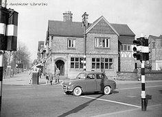Four banks Chorlton 1959