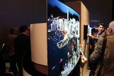 LG Display talks flexible, transparent, double-sided OLEDs in IFA keynote