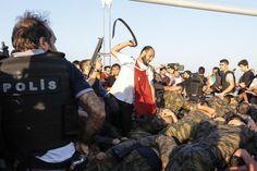 Nach Putschversuch: Schwere Foltervorwürfe an die Türkei - Regierung dementiert (Die Welt)