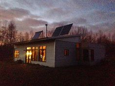 Off Grid Modern Prefab Discusses Solar Standby Charge And Why Off Grid Rocks Over Net-Metering