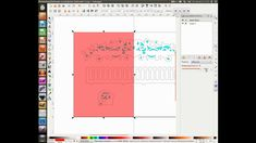 Нарезка картинки на части в Inkscape Photo Program, Inkscape Tutorials, Printables