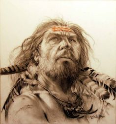 Research suggests Neanderthals may have overlapped with modern humans for 2,600 to 5,400 years, opening the door for genetic and cultural exchanges between them. Learn more with Live Science. (Image: Mauro Cutrona)