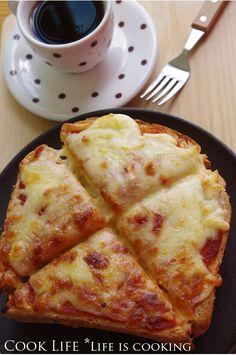 치즈에 흠뻑 빠진 날 - 단호박 3단치즈토스트 – 레시피 | 다음 요리