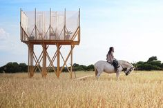DOMUS - Best of Architettura Rurale It is the design of a stable, a hotel, a school, or a home, rural architecture re-interprets the context shaped by agriculture over the centuries in a contemporary key.