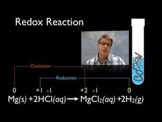 Redox Reactions;   In this video Paul Andersen explains how redox reactions are driven by the movement of electrons from the substance that is oxidized to the substance that is reduced. Oxidation is the loss of electrons and reduction is the gaining of electrons. Since electrons are not normally displayed in a chemical equation oxidation numbers are important in determining what atom is oxidize and what atom is reduced.