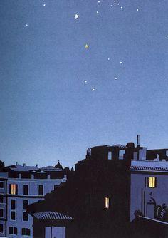 RIP, Yan Nascimbene: Stunning Illustrations of Italo Calvino Classics | Brain Pickings
