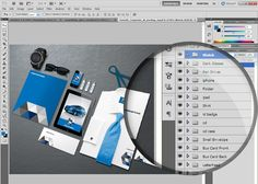 GemGfx Corporate Identity Mockup Part 4 (Free Download) on Behance