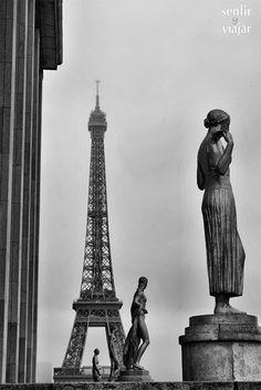 Tour Eiffel . #Paris