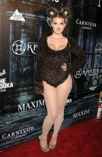 Emily Sears attends The Official MAXIM Halloween Party http://celebs-life.com/emily-sears-attends-the-official-maxim-halloween-party/  #emilysears