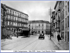 Calle Campomanes.1929