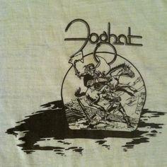 Vintage 1978 Foghat world tour t-shirt Vintage Rock T Shirts, Rock Shirts, Advertising History, Tour Posters, Tour T Shirts, Classic Rock, Rock Music, Album Covers, Art History