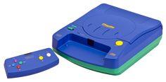 Bandai Playdia Console