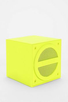 iHome Mini Wireless Speaker #urbanoutfitters