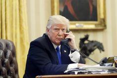 Met deze prangende vraag belde Donald Trump om 3 uur 's nachts zijn veiligheidsadviseur op
