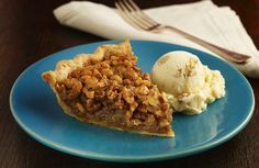 Rum Walnut Pie