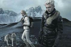 Annie Leibovitz in Iceland's Landscapes ♡ ♡ ♡ ♡ ♡