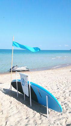 Koh Samui, Chaweng-Noi. Koh Samui, Surfboard, Thailand, Holidays, Sunset, Holidays Events, Holiday, Surfboards, Sunsets