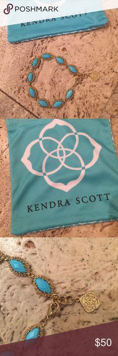 Kendra Scott Jana Bracelet Great condition! NO TRADES Kendra Scott Jewelry Bracelets