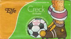 Creck Schokolade