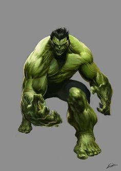 The Incredible Hulk •Alexander Lozano