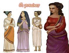 Τετάρτη στο ... Τέταρτο!: Η καθημερινή ζωή και η εκπαίδευση των Αθηναίων Baby Play, Wonder Woman, Superhero, Disney Princess, Disney Characters, Greek, Women, Baby Games, Toddler Games