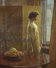 Childe Hassam, American, b. Boston, Massachusetts, 1859–1935 The East Window, 1913 Oil on canvas