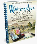 Watercolor Secrets - Free E-book on Watercolor Painting