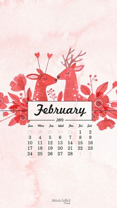 Free Calendars with BEAUTIFUL artwork to be inspired by | Includes January 2014
