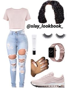 glittery Outfits for Teens Swag Outfits For Girls, Cute Swag Outfits, Teenage Girl Outfits, Cute Comfy Outfits, Teen Fashion Outfits, Dope Outfits, Simple Outfits, Stylish Outfits, School Outfits