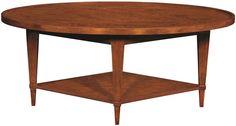 Vanguard Furniture: 8320C-WM Ares Cocktail Table 48 x 34