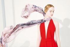 Valentino silk scarf fall/winter 2013