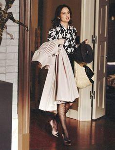 Blair Waldorf, so chic.