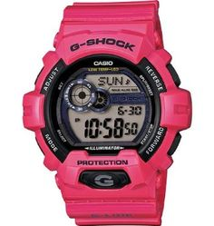 G-Shock GLS-8900-4 GLS-Winter G-Lide Classic Series Women's Stylish Watch - Pink / One Size: Watches: Amazon.com