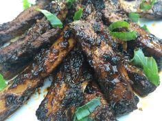 Vegetarian Jerk Chicken