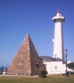 The Hill Lighthouse, Port Elizabeth, South Africa