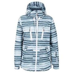 Trespass Womens Mamacita Snowsports Jacket The Trespass Women s Mamacita Ski Jacket is an absolutely stunning jacket that will keep your warm dry and comfortable while you are enjoying a day on the slopes This brightly coloured stripy jacket n http://www.MightGet.com/january-2017-11/trespass-womens-mamacita-snowsports-jacket.asp