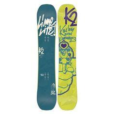 K2 women's lime lite snowboard