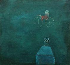 Casă albastră More Than A Feeling, Surrealism, Symbols, Magic, Painting, Projects, Art, Kunst, Log Projects