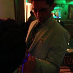 Glow stick lines! Seriously. A party. #mzlwedding #naples #wedding - @weddingtidbits- #webstagram