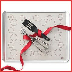 Pin It to Win It.. My husband would Love this….  Great for cookies, cookies,and more cookies !!