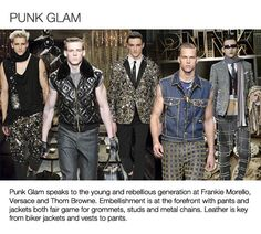 fw aw 13 14_Fashion Color Trend_5_Mens