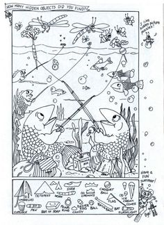 hidden picture printables printable hidden pictures for kids coloring pages for kids and - Printable Hidden Pictures For Kids