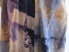 Logwood, rust indigo natural dyes www.marydowne.ca