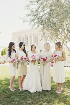 Style Me Pretty   Gallery   Picture   #593013    modest wedding dresses