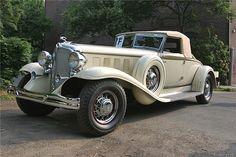 1932 Chrysler Imperial Custom 8 CL Roadster