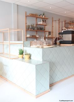 The bar at Blend&Blender Amersfoort by Petite Passport