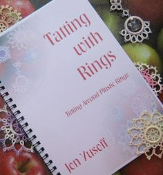 Image detail for -Tatting Books: Tatting With Rings